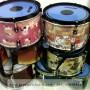 Drum Band Tennor Mini Rolling Band lucu dan menarik dengan pilihan warna