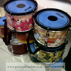 Drum Band Tennor Mini Rolling Band untuk Anak-Anak