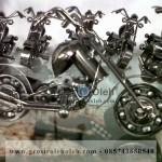 Miniatur Motor Gede Harley Davidson Modifikasi