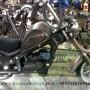 Miniatur Motor Harley Davidson Mirip dari Logam Khas Yogyakarta