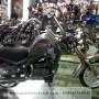 Miniatur Motor Harley Davidson Unik dari Logam Khas Yogyakarta