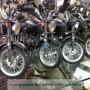 Miniatur Motor Honda CB Unik Oleh Oleh Khas Yogyakarta terbuat dari Logam