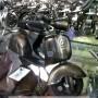 Miniatur Motor Vespa Kuno Oleh Oleh Khas Yogyakarta