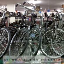 Miniatur Sepeda Onthel Besar, Unik, Kuno dan Klasik dari Yogyakarta