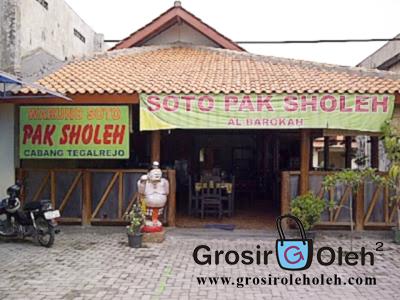 Soto Pak Sholeh Al Barokah Kuliner Yogyakarta yang Melegenda