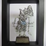 Frame Rama Penuh Story, Antik, Artistik, terbuat dari Besi Cor Tembaga dan Kuningan Cocok untuk Kado, Cindera Mata, Koleksi, Penghargaan, Dekorasi Rumah
