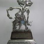 Wayang Klithik Anoman Penuh Story, Antik, Unik, Artistik Berbahan dari Besi Cor Tembaga dan