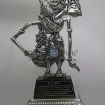 Wayang Klithik Rama Penuh Story, Antik, Unik, Artistik Berbahan dari Besi Cor Tembaga dan Kuningan
