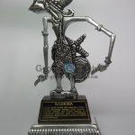 Wayang Klithik Sadewa Penuh Story, Antik, Unik, Artistik Berbahan dari Besi Cor Tembaga dan Kuningan