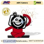 Jam Meja MDC Camera Garansi Seiko 2 Tahun