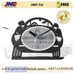 Jam Meja MDC Car Garansi Seiko 2 Tahun