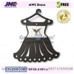 Jam dinding MWC Dress Garansi Seiko 2 Tahun