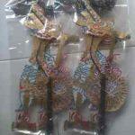 Wayang Kulit Si Kembar Nakula Sadewa Putra Pandu Mahabharata