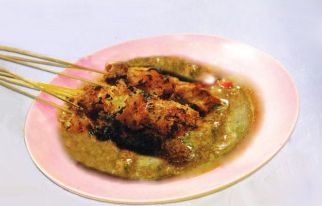 Kuliner Sate Klopo Surabaya yang Enak dan Nyaman untuk di Kunjungi