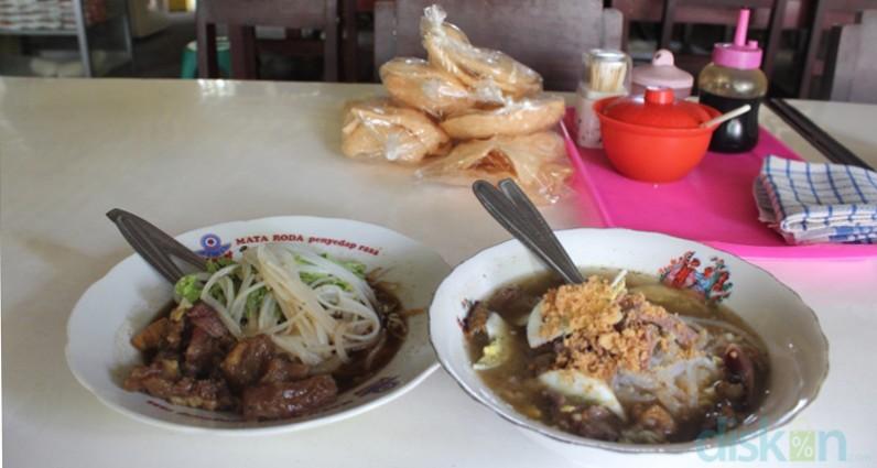 Kuliner Segar Disuasana Apapun Soto Lamongan Cak Mangku