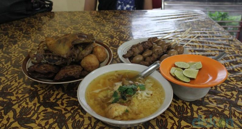 Kuliner Soto Ayam Miroso Di Yogyakarta