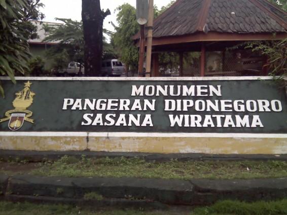 Museum Sasana Wiratama Yogyakarta
