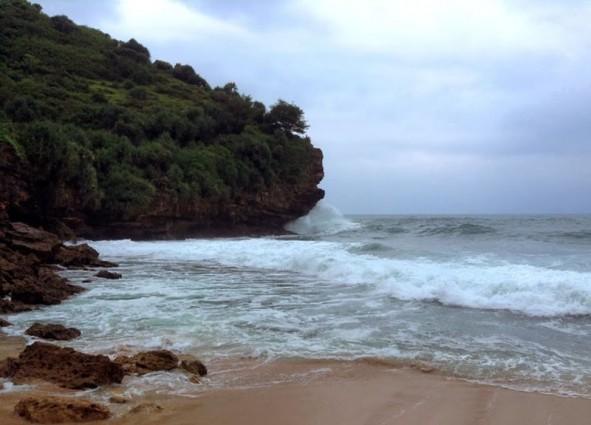 Pantai Timang Gunungkidul