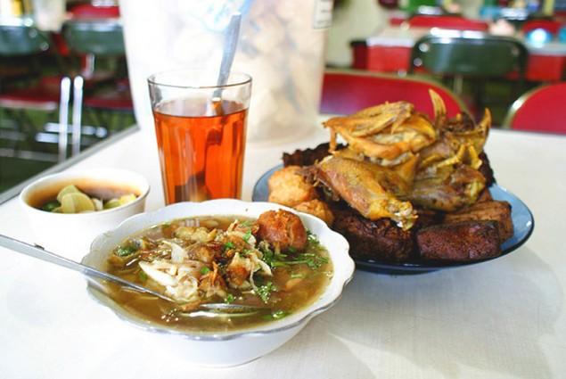 Wisata Kuliner Nikmat Murah Soto Kadipiro Yogyakarta