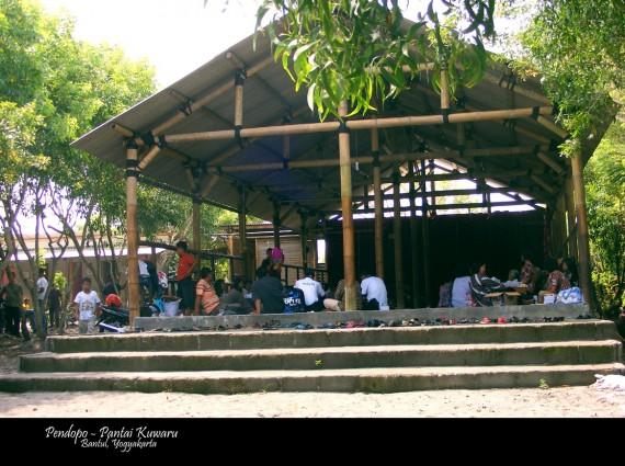 Kuliner Pantai Kuwaru Bantul Yogyakarta
