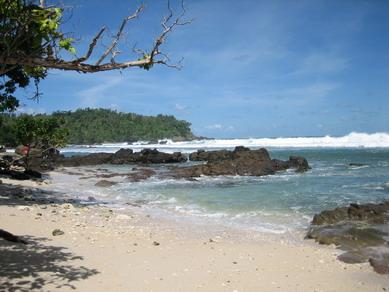 Wisata Ke Pantai Wediombo Yogyakarta