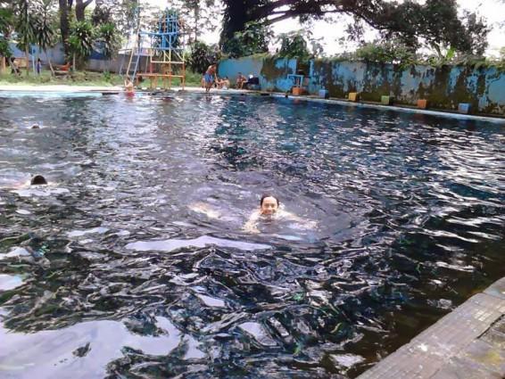 Wisata ke Pemandian Moga Indah Jawa tengah