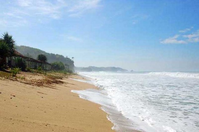Wisata di Pantai Sepanjang Pantai Kuta Jaman Doeloe Yogjakarta