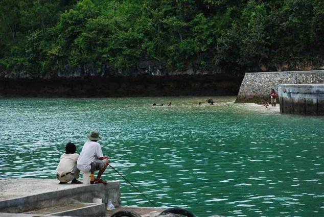 Keindahan Tersembunyi Pantai Sadeng Gunungkidul Yogyakarta