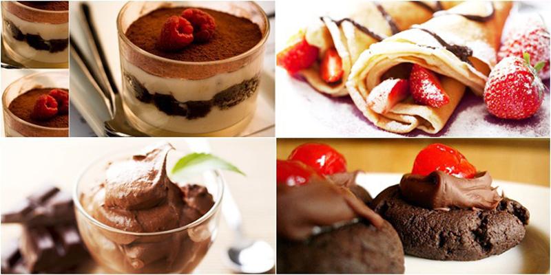 Tempat Nongkrong Kafe Suoklat Berbalut Coklat