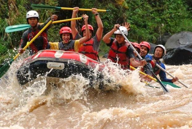 Wisata Alam Arung Jeram Sungai Citarik