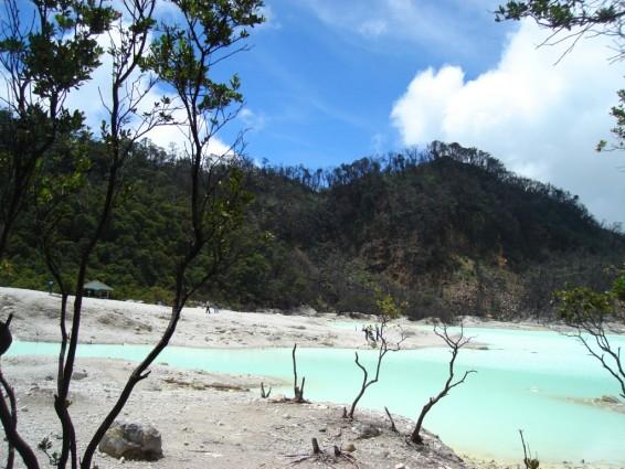 Wisata Alam Kawah Putih Jawa Barat