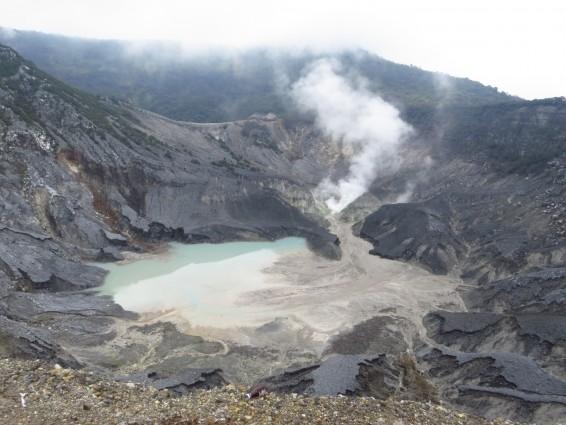 Wisata Alam Tangkuban Perahu Jawa Barat
