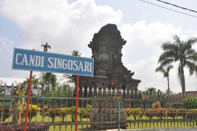 Candi Singasari Peninggalan Bersejarah Kerajaan Singhasari