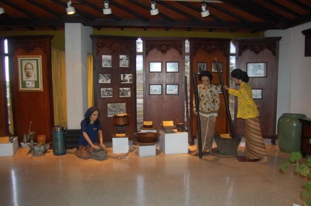 Museum Jamu Jago dengan Berbagai Jamu Alami