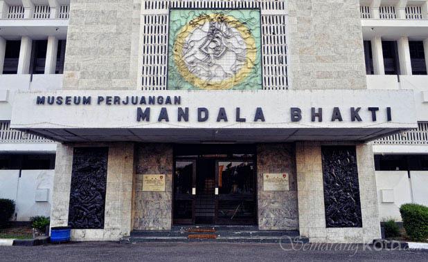 Museum Mandala Bhakti yang bisa Disebut dengan Museum Perjuangan TNI