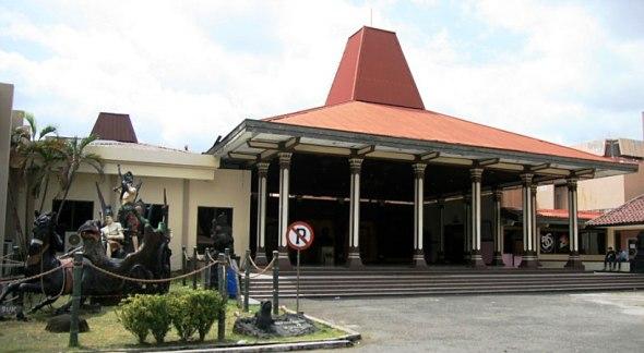 Museum Ranggawarsita yang Memamerkan Berbagai Warisan Budaya dan Benda Budaya