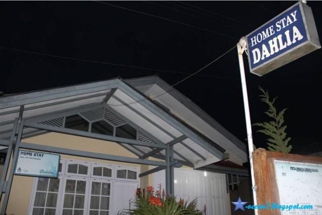 Homestay Dahlia yang Terletak di Dieng Kulon