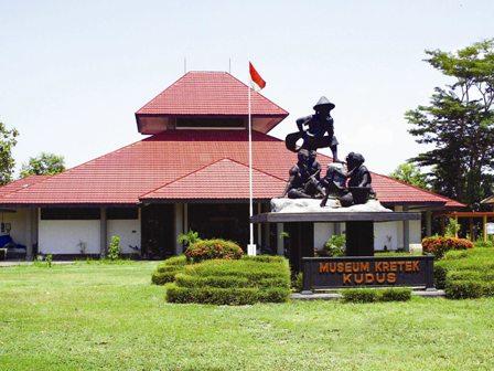 Museum Kretek Kudus Jawa Tengah Indonesia