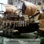 Ketangguhan Miniatur Kapal Madagaskar yang Unik dan Kuno dari Kayu