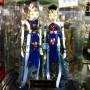 Miniatur Wayang Orang atau Wayang Wong Warna Biru