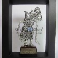 Frame Rama Penuh Story, Antik, Artistik, terbuat dari Besi Cor Tembaga dan Kuningan